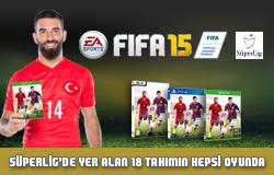 Fifa 15 Kampanyası
