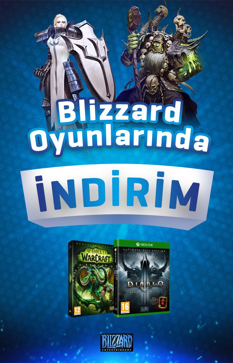 Blizzard Eylül Kampanyası