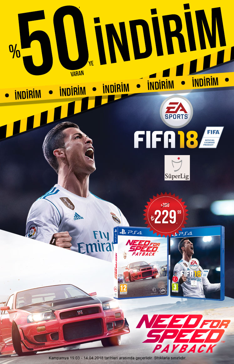 EA Mart Kampanyası