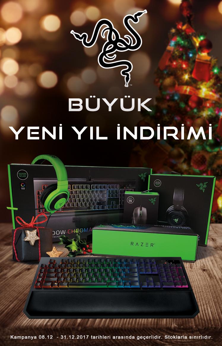 Razer Yeni Yıl Kampanyası