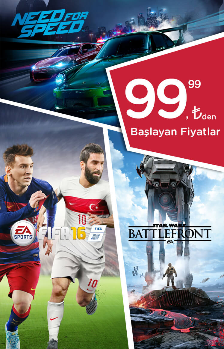EA FİYAT İNDİRİMİ - MART 2017