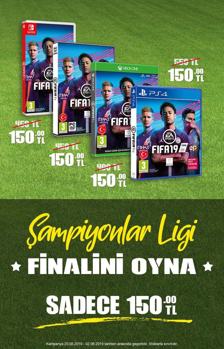 Fifa 19 Kampanyası