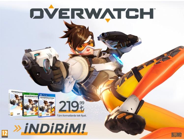 Overwatch Fiyat İndirimi
