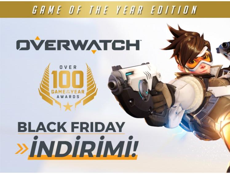 Overwatch GOTY Kasım Kampanyası