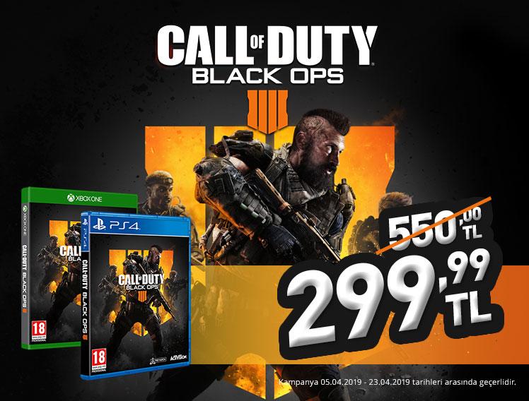 CoD Black Ops 4 Kampanyası