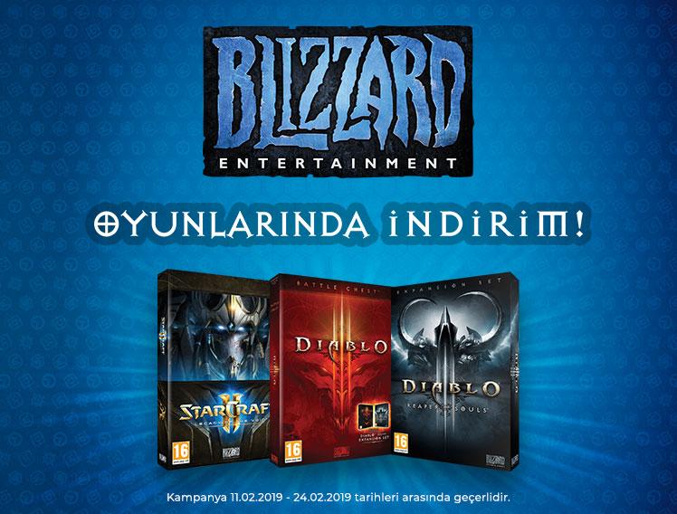 Blizzard Kampanyası
