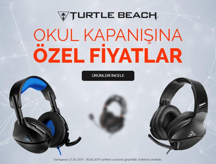 Turtle Beach Kampanyası