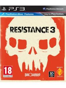 PSX3 RESISTANCE 3