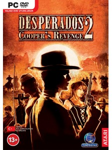 PC DESPERADOS 2 COOPERS REVENGE