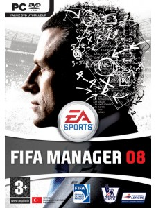 PC FIFA MANAGER 08