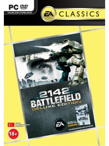 PC BATTLEFIELD 2142 DELUXE EDITION