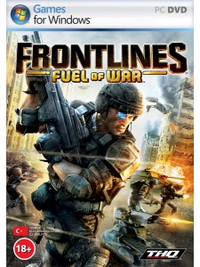 PC FRONTLINES:FUEL OF WAR