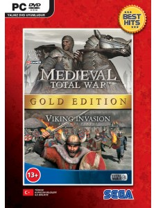 PC MEDIEVAL TOTAL WAR GOLD EDITION