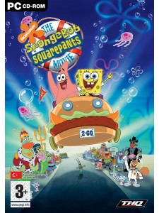 PC SPONGEBOB SQUAREPANTS THE MOVIE