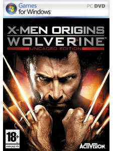 PC X-MEN ORIGINS WOLVERINE