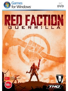 PC RED FACTION GUERILLA