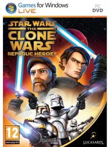 PC STAR WARS CLONE WARS REPUBLIC HEROES