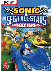 PC SONIC & SEGA ALLSTARS RACING