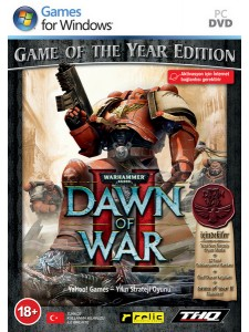 PC WARHAMMER DAWN OF WAR 2 GOTY
