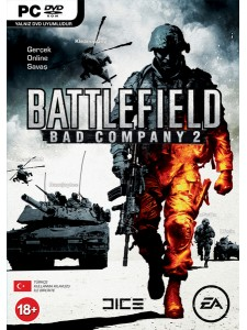 PC BATTLEFIELD BAD COMPANY 2