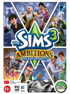 PC THE SIMS 3 AMBITIONS