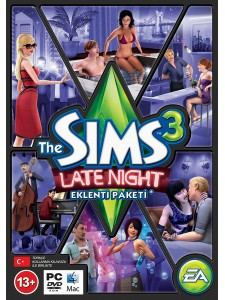 PC THE SIMS 3 LATE NIGHT
