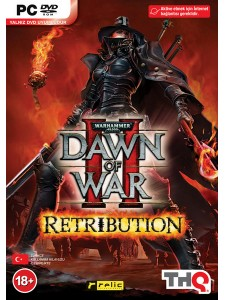 PC WARHAMMER DAWN OF WAR 2 RETRIBUTION