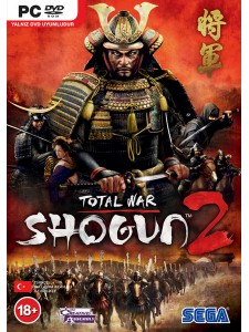 PC TOTAL WAR SHOGUN 2