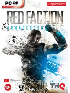 PC RED FACTION ARMAGEDDON