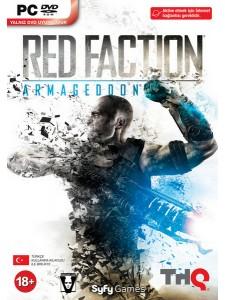 PC RED FACTION ARMAGEDDON