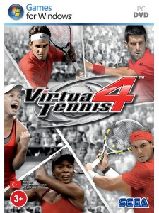 PC VIRTUA TENNIS 4