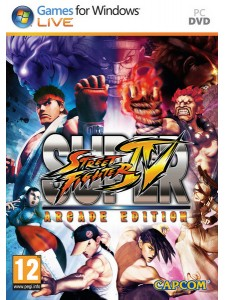 PC SUPER STREET FIGHTER IV ARCADE EDITION