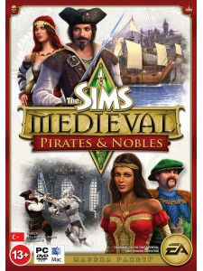PC THE SIMS MEDIEVAL PIRATES&NOBLES