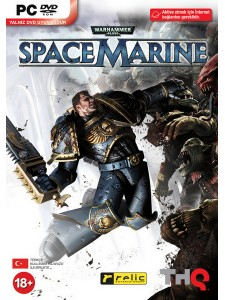 PC WARHAMMER SPACE MARINES