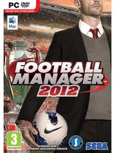 PC FOOTBALL MANAGER 2012
