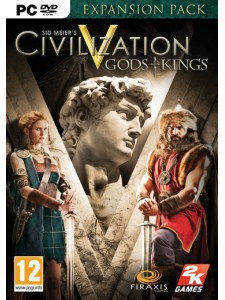 PC SID MEIERS CIVILIZATION V GODS & KINGS