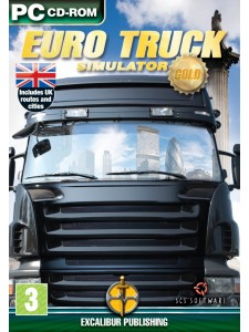 PC EURO TRUCK SIMULATOR GOLD