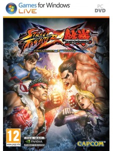 PC STREET FIGHTER X TEKKEN