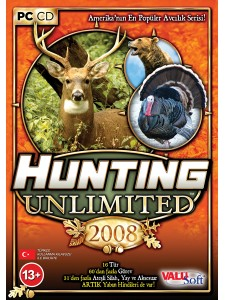 PC HUNTING UNLIMITED 2008