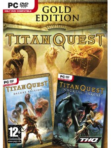 PC TITAN QUEST GOLD PACK