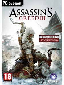PC ASSASSINS CREED III SPECIAL ED.