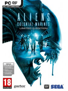 PC ALIENS COLONIAL MARINES