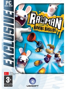 PC RAYMAN RAVING RABBIDS