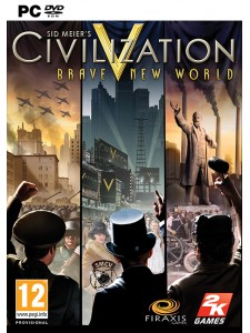 PC CIVILIZATION V: BRAVE NEW WORLD