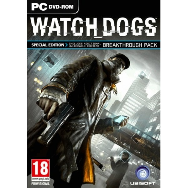 Watch Dogs PC - 72₺