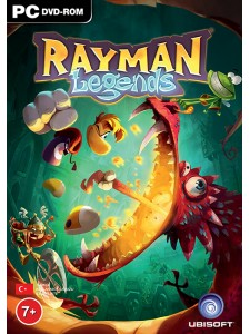PC RAYMAN LEGENDS