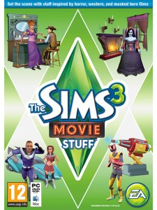 PC THE SIMS 3 MOVIE STUFF