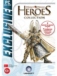 PC HEROES 1-5 COMPLETE COLLECTION