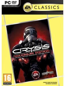 PC CRYSIS MAXIMUM EDITION