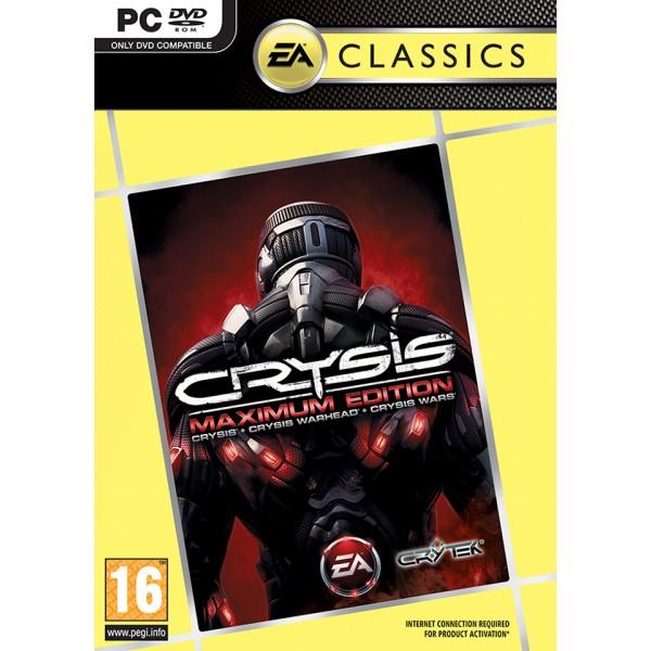 Pc crysis maximum edition patch